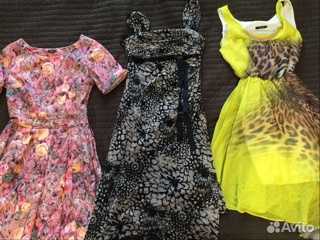 Авито одежда женские платья