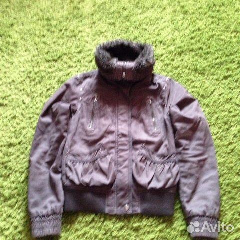 7d6ce79c2 Куртка подростковая демисезонная   Festima.Ru - Мониторинг объявлений