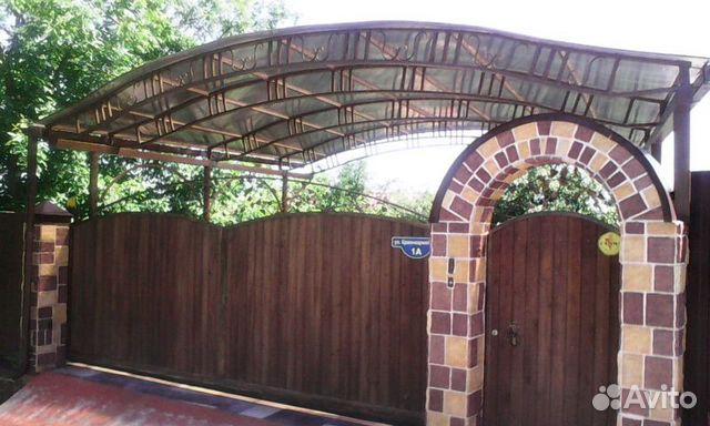 Ворота г михайловск ворота для дома ыото