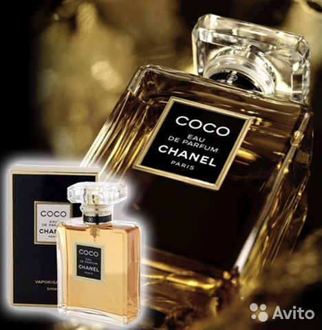 Chanel - Coco Eau De Parfume for Women 100ml— фотография №1