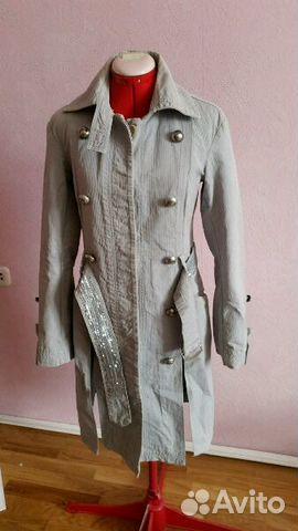 334401377b6 Лёгкое пальто Patrizia Pepe