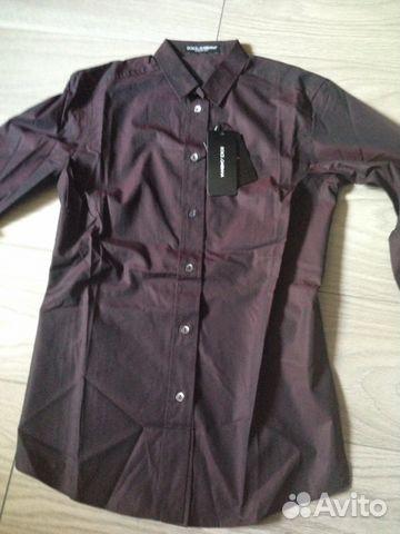 fd0d8fbf1b5 Бордовая рубашка DG(оригинал)