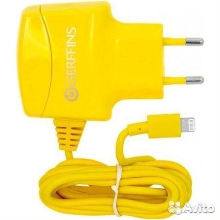 легкое, при желтый цвет зарядки на айфоне лучшее