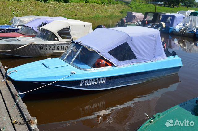 авито великий новгород лодки катера