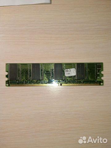 Оперативная память 256Mb dimm DDR 400 PC 3200