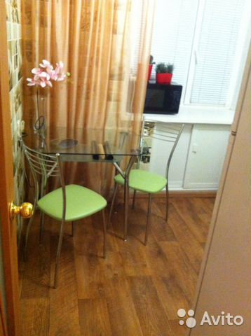 1-room apartment, 29 m2, 3/4 floor. buy 4