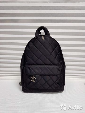 16bc4b096f1e Рюкзак шанель Chanel   Festima.Ru - Мониторинг объявлений