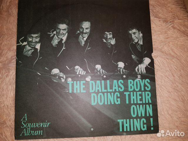 Виниловая пластинка Dallas boys 89185565096 купить 1