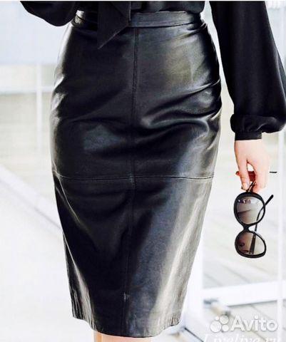 d0a17ed0521 Кожаная юбка карандаш модель купить в Кабардино-Балкарии на Avito ...