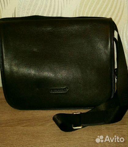 Мужская сумка из натуральной кожи   Festima.Ru - Мониторинг объявлений 5f1b8eb07d0
