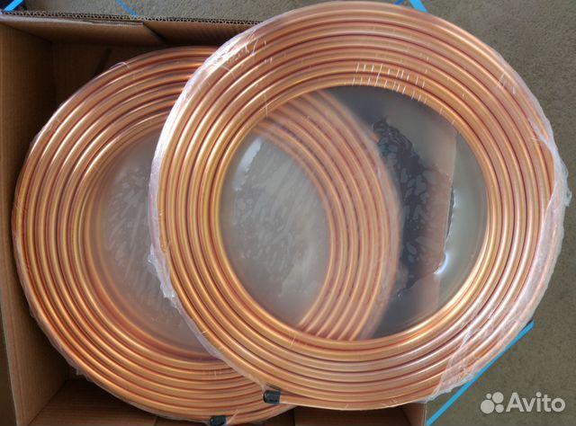 Купить медную трубу для кондиционера краснодар кондиционер в гомеле установка цена