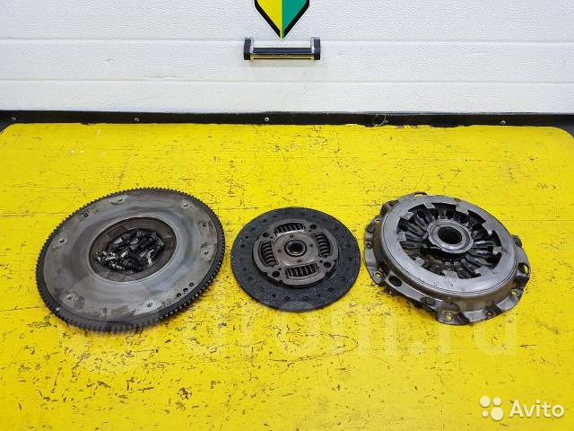 89625003353 Корзинка сцепления Subaru Forester, SG5, EJ20