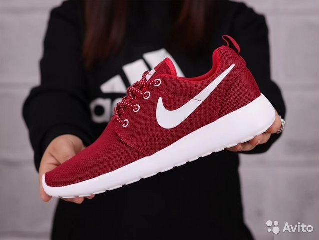 bc81dc56 Кроссовки Nike Roshe Run (Магазин) купить в Томской области на Avito ...
