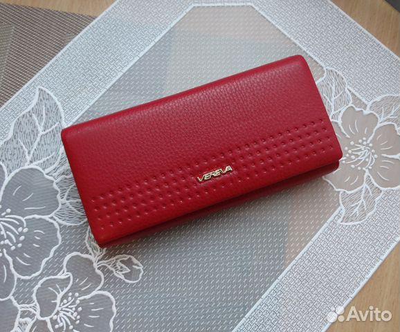0a8b6c7ed005 Красивый кожаный женский кошелек купить в Санкт-Петербурге на Avito ...