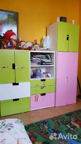 детская мебель икеа стува купить в московской области на Avito