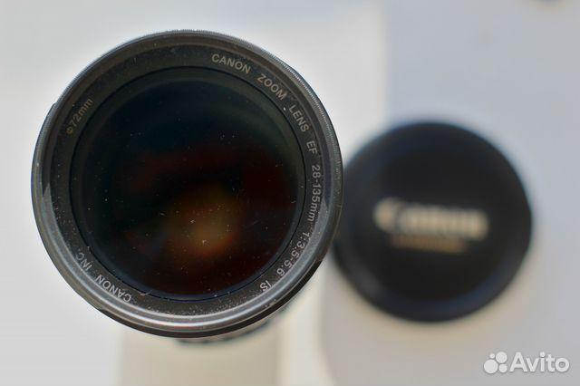 Объектив Canon EF 28-135mm f/3.5-5.6 IS купить 4