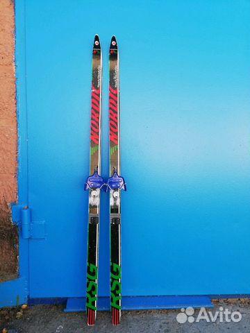 Лыжи детские - Хобби и отдых, Спорт и отдых - Белгородская область, Губкин  - Объявления на сайте Авито e7faba3561f
