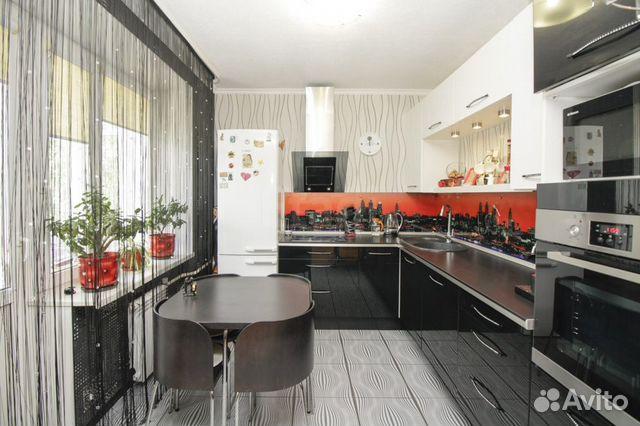 Продается четырехкомнатная квартира за 5 600 000 рублей. Победы пр.,5а.