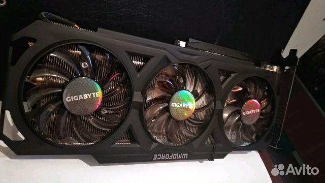 Видеокарта gigabyte AMD Radeon R9 280X