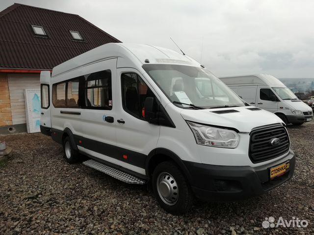 Ford Transit, 2015 89191903859 купить 6