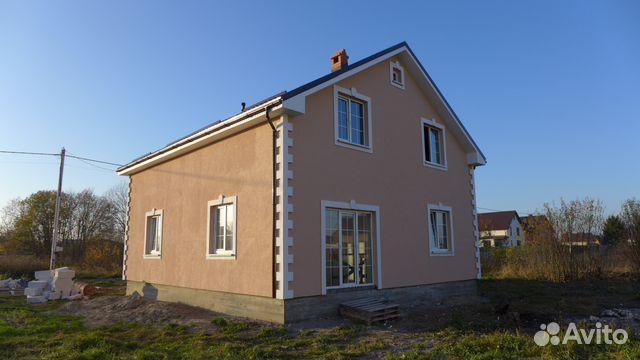 Дом 180 м² на участке 5.5 сот. 89110702040 купить 5