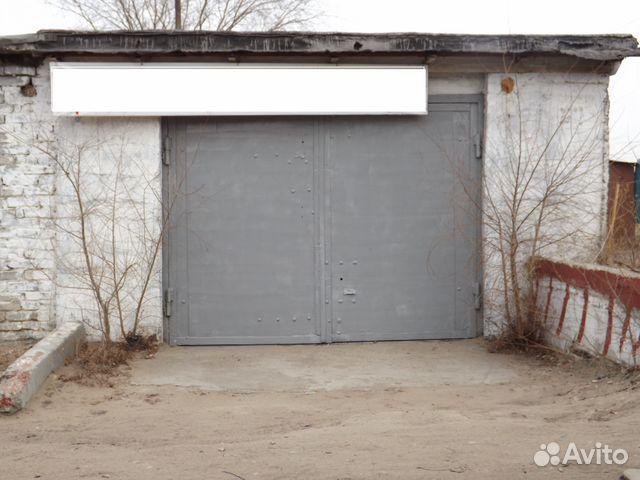 продам железный гараж без места