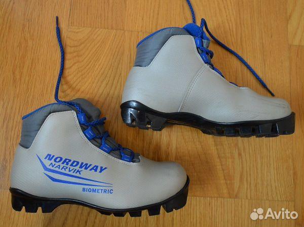 07f06e6aafe9 Детские лыжные ботинки Nordway, размер 36   Festima.Ru - Мониторинг ...