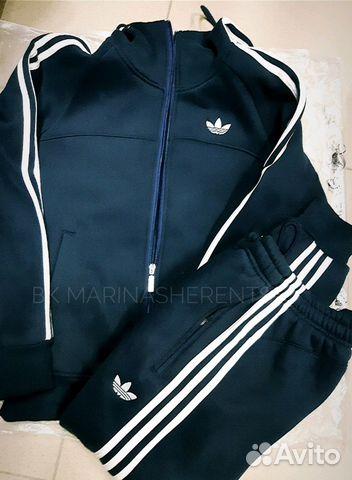 7cadaff1 Утепленный спортивный костюм Adidas 44-52 | Festima.Ru - Мониторинг ...