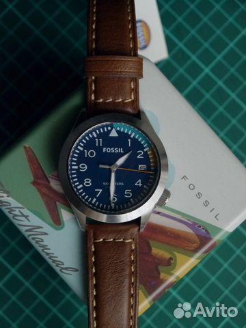 Наручные часы fossil am4554 молния часы на цепочке купить в