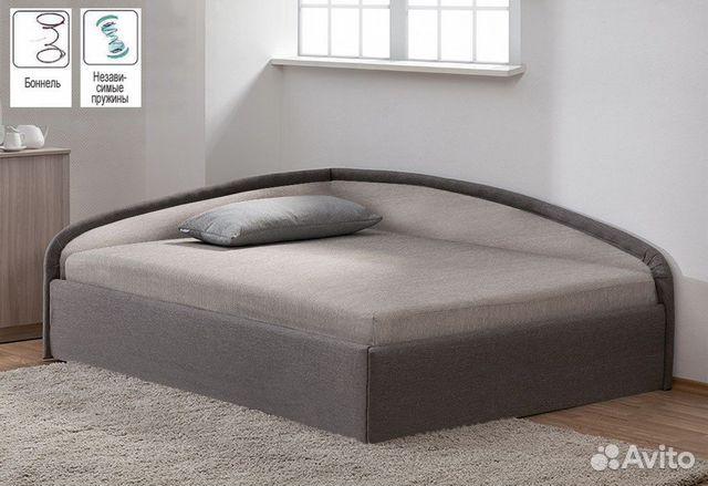 тахта кровать угловая 200150 купить в санкт петербурге на Avito