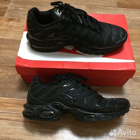13e3c67a Кроссовки Nike Air Max Plus TN Black | Festima.Ru - Мониторинг ...