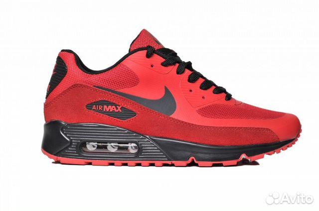 0e04a0aa Nike air max 90 hyperfuse красные йц442 купить в Москве на Avito ...