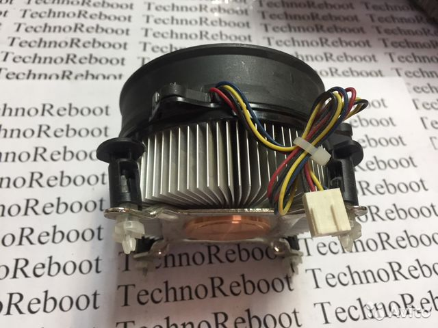 Кулер Cooler Master LGA775  Гарантия