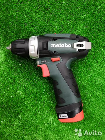 Шуруповерт metabo powermaxx BS x1 600079500