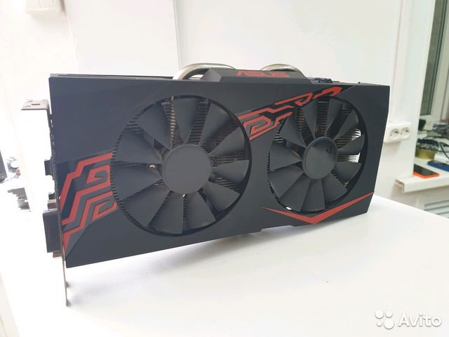 GTX 1060 6GB Asus expedition