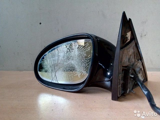 89026196331 Зеркало левое Mercedes-Benz S-Classe W221 OM272