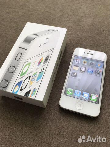 iPhone 4s 32 на iOS 6