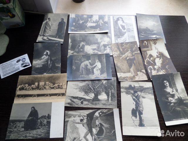 Продам старые фотографии открытки, малыша