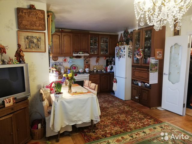 Продается трехкомнатная квартира за 6 500 000 рублей. Московская обл, г Дубна, ул Попова, д 3.