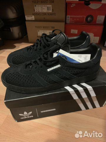 size 40 6ed5f 5dcfd Adidas x neighborhood Gazelle Super