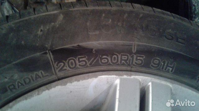 Колеса в сборе R15 89210543218 купить 2