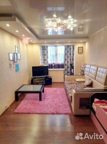 Продается трехкомнатная квартира за 4 200 000 рублей. г Мурманск, ул Алексея Хлобыстова, д 28 к 1.