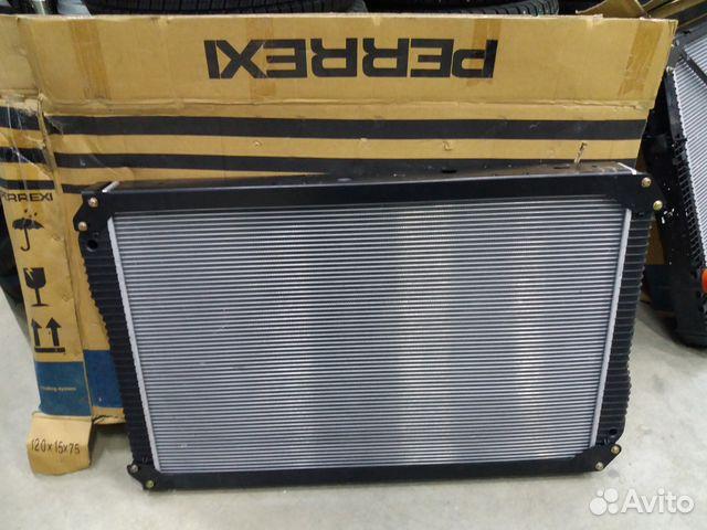 Радиатор Камаз 5490 Мерседес Аксор