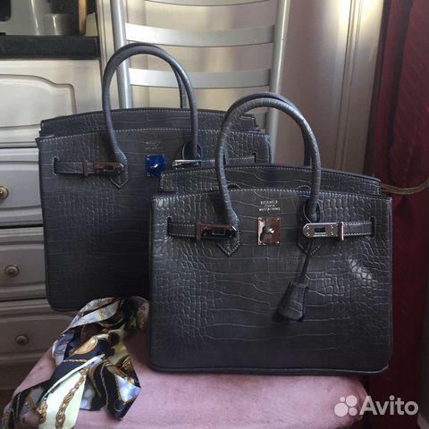 728f4250f093 Новая кожаная сумка Hermes Birkin Lux лакированная | Festima.Ru ...
