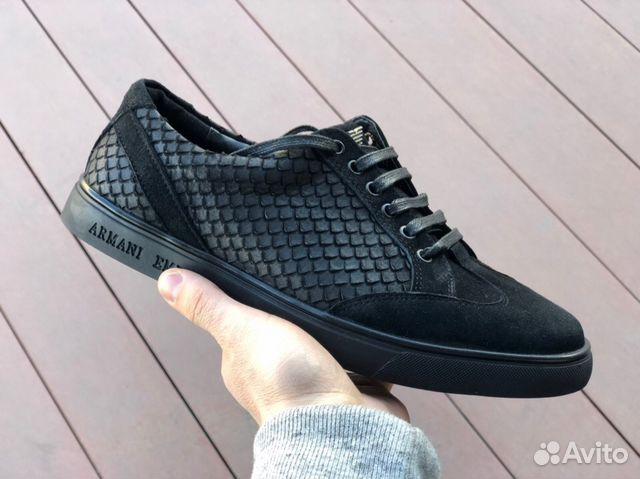 a4164ffd Обувь Armani кроссовки классика купить в Санкт-Петербурге на Avito ...