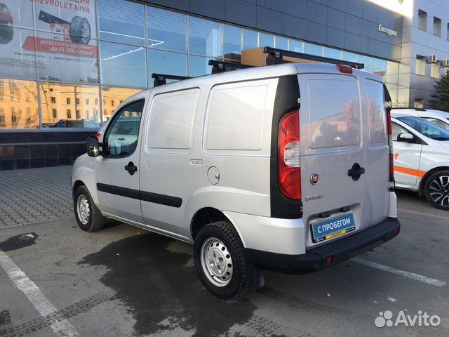 Купить FIAT Doblo пробег 149 978.00 км 2014 год выпуска
