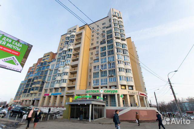 Продается трехкомнатная квартира за 7 800 000 рублей. г Казань, ул Гвардейская, д 31/42.