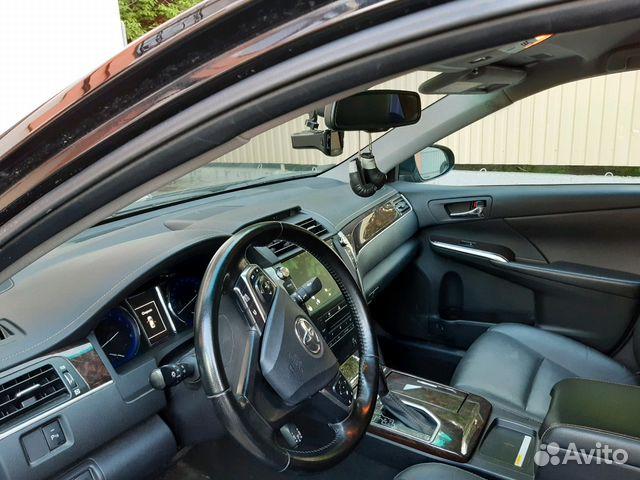 Купить Toyota Camry пробег 63 000.00 км 2017 год выпуска
