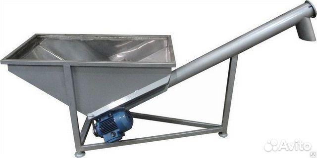 Шнековый транспортер санкт петербург конвейер ленточный с изгибом