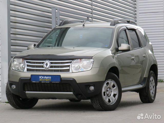 Купить Renault Duster пробег 107 356.00 км 2013 год выпуска